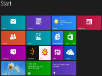 Kafelek GG w Windows 8